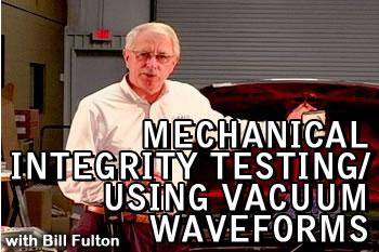 vacuum waveform