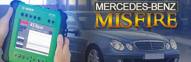 Mercedes benz managing misfires solving those strange for Mercedes benz specialist near me