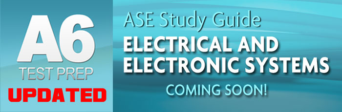 A6, ASE, Electrical