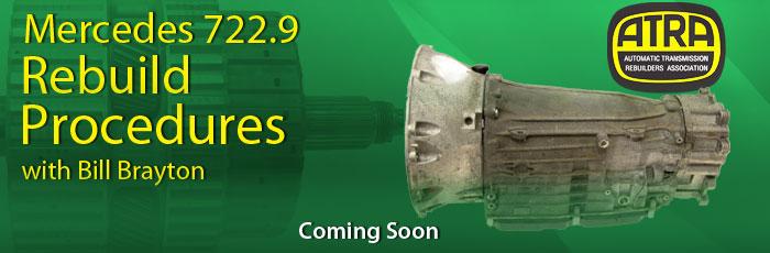 ATRA, Coming Soon, Mercedes 722.9