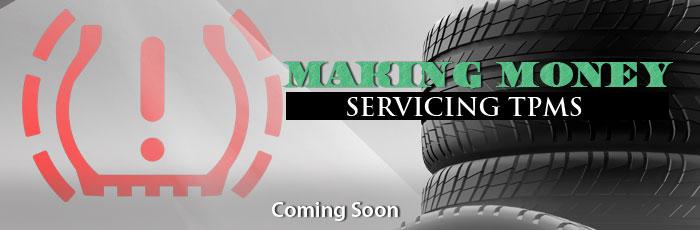 Make Money, TPMS, Service, Tires, Tire Pressure
