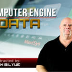 Computer Engine Data, Ron, MaxiSYS