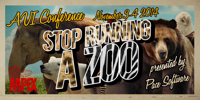 AAPEX, Running a Zoo