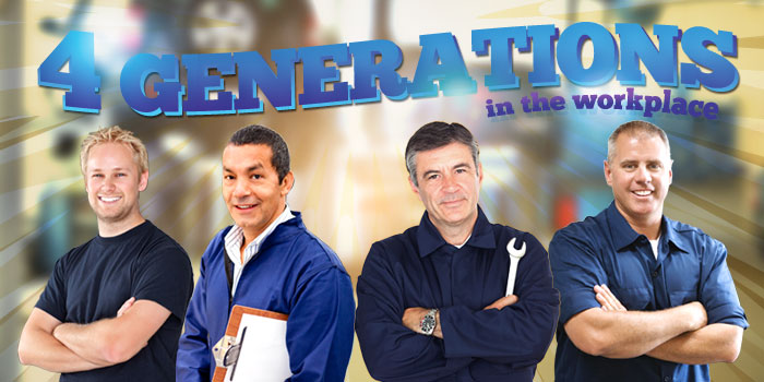 Bill Haas, Generation XY