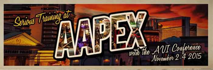 AAPEX 2015, Vegas