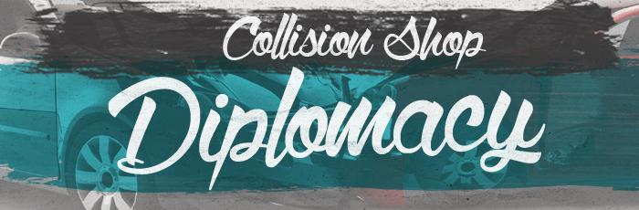 Collision, Shop, Management