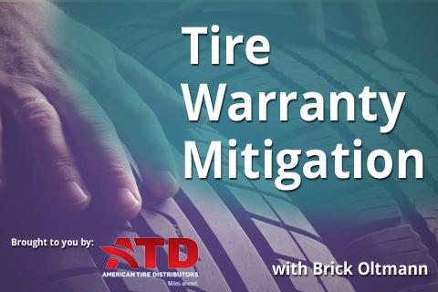 CCP-002, Tire Warrenty Mid, Brick Ottman