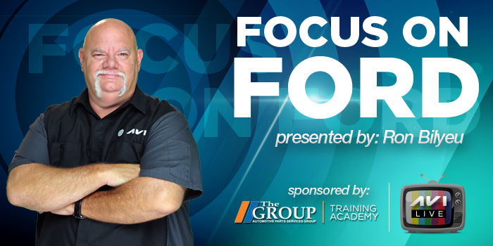 Focus On Ford, LiveStream, Live
