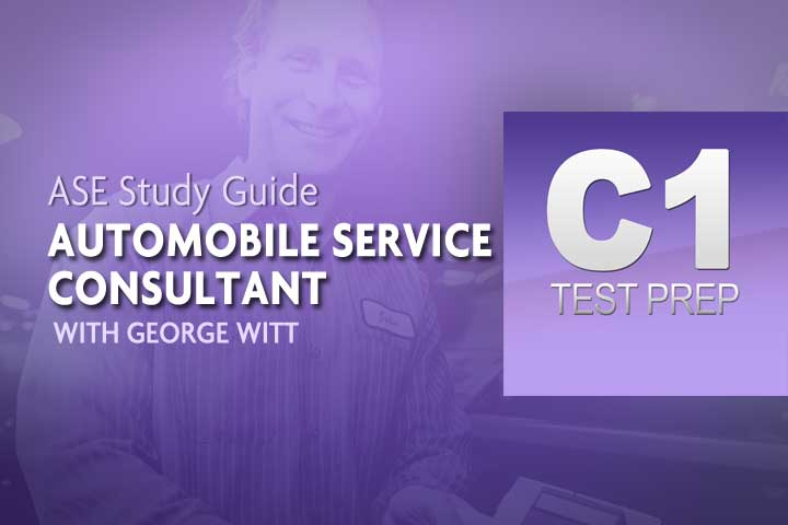 ase c1 test prep study guide | automobile service consultant - avi ...