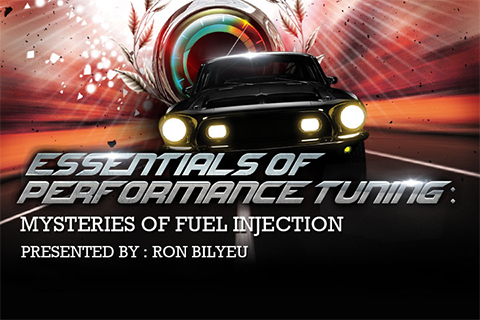 Essentials of Performance Tuning: Mysteries of Fuel Injection