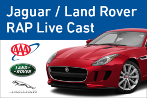 AAA CAA Jaguar/Land Rover Road Side assistance program Live Cast