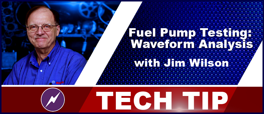 Fuel Pump Testing: Waveform Pattern Analysis