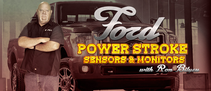 Ford Power Stroke Component Testing