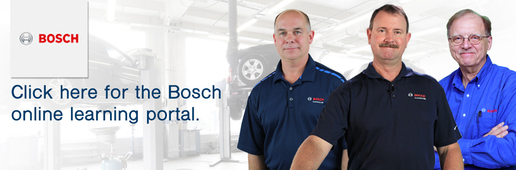 Bosch Training, Automotive Training