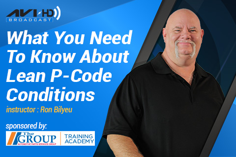 Learn about Lean P-Code Conditions