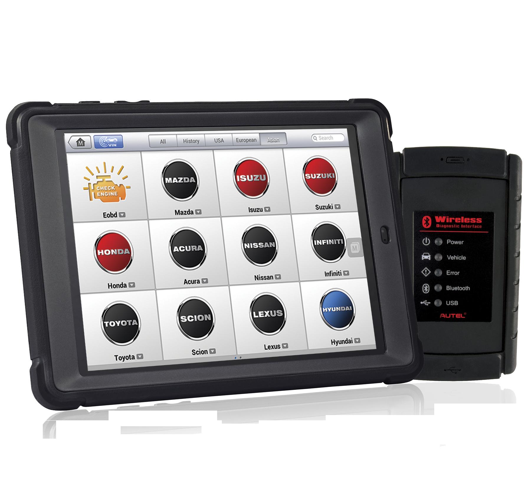 Autel MaxiSYS Mini Diagnostic Kit - AVI OnDemand