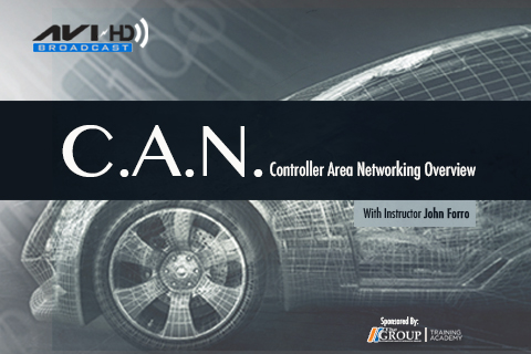 Controller Area Network (C.A.N.) Overview