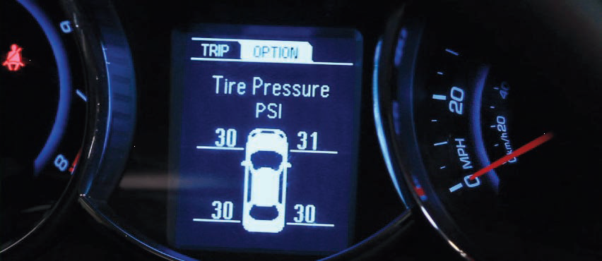 GM TPMS: The Setup And Relearn Procedures - AVI OnDemand