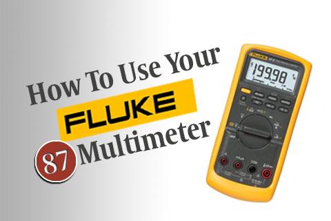 How To Use Your Fluke 87 - AVI OnDemand