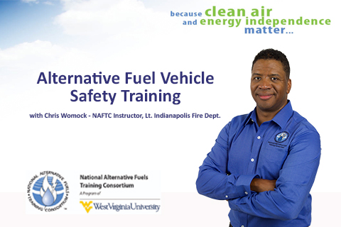 First Responders Alternative Fuel Vehicle Safety Training