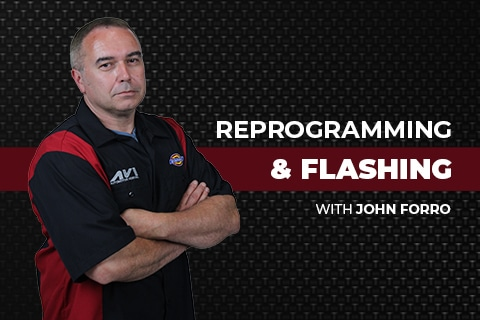 Reprogramming and Flashing