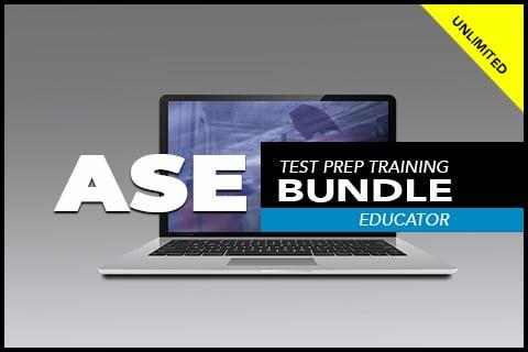ASE Test Prep Training Bundle – Educator