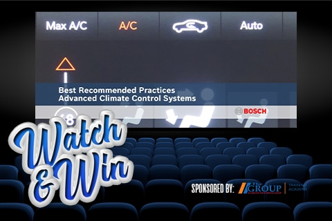 Bosch Advanced Climate Control Systems